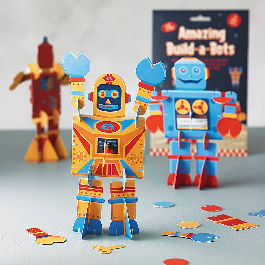 Build Your Own Robot Kit