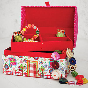 Doll'S House Jewellery Box - children's jewellery
