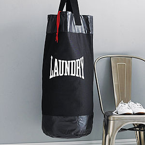 Punch Bag Laundry Bag - gifts for teens & older children
