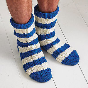 Slipper Socks - gifts under £50 for him