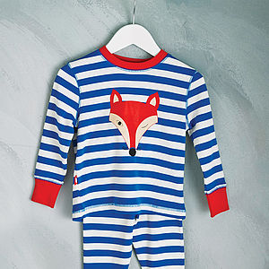 Fox Pyjamas - for under 5's