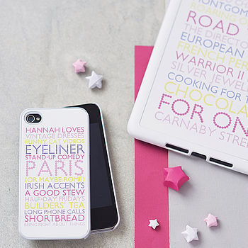 Personalised Case For iPad Mini