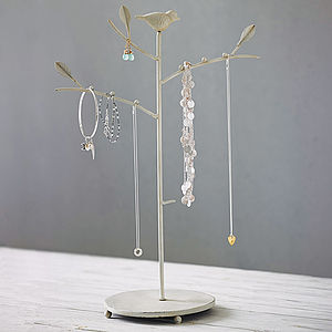 Vintage Style Bird Jewellery Stand - gifts for teenagers