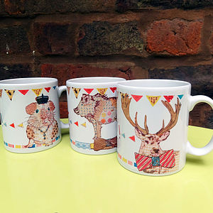 'Best Dressed' Personalised Mugs