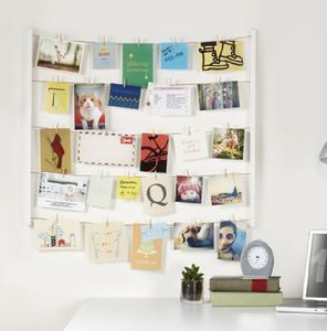 Clothes Line Display Frame - picture frames