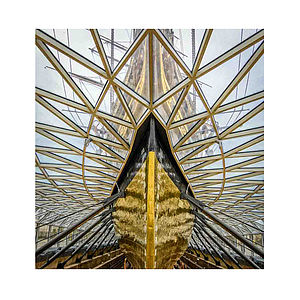 The Cutty Sark Print - architecture & buildings