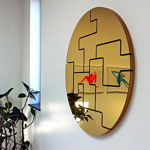 'Seven' Functional Artwork - mirrors