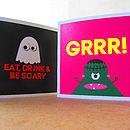 'Grrr!' Greeting Card