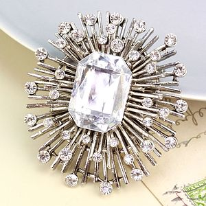 Jewel Burst Brooch - pins & brooches