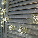 Grand Maroq Blanco String Lights