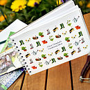 Personalised Gardening Journal