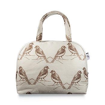 Birds Bowling Bag