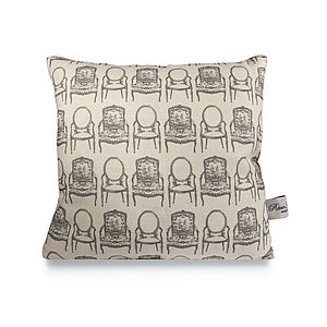 Chairs Linen Cushion
