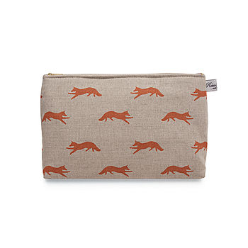 Fox Classic Wash Bag