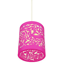 Chinese Lantern Lampshade - children's room accessories