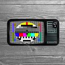 Retro Tv iPhone Case