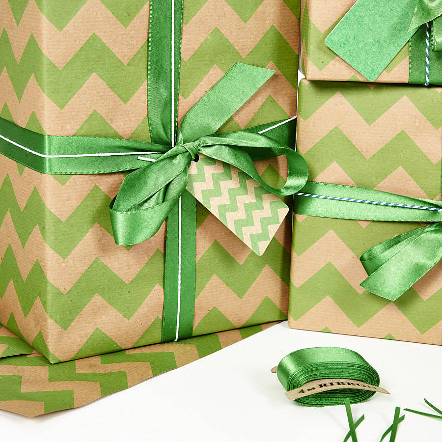 wrapping paper green - photo #4
