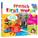 French For Kids Bilingual Book And Free Dvd