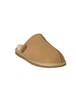 Melke Ladies Slippers   Tan - women's fashion