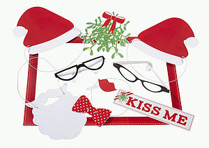 Mistletoe Photo Booth - partyware & accessories