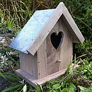Little Heart Bird Box