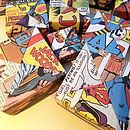 Comic Book Hero DC Comic Mix