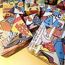 Comic Book Hero DC Comic Mix