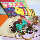 Fun Tote Bag Sewing Kit