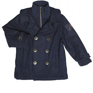 Boy's Simas Jacket - clothing