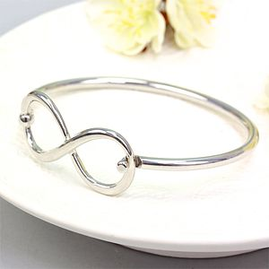 Infinity Bangle - view all gifts for her