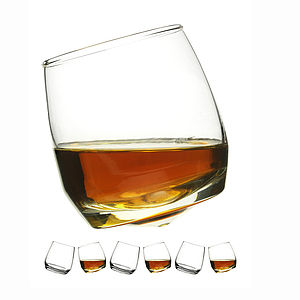 Rocking Whiskey Glasses - gifts for him