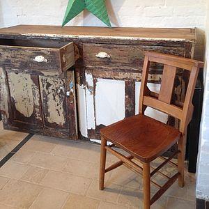 Original Church Chair - furniture