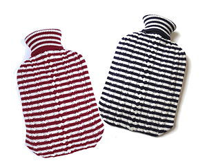 Pure Cashmere Hotties For Him And Her - hot water bottles & covers