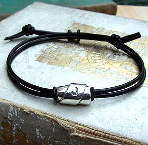 Personalised Celtic Knot Bracelet