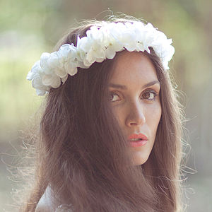 Flower Crown - hats, hairpieces & hair clips