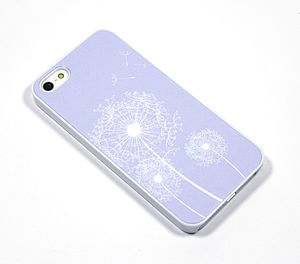 Dandelion Case For iPhone - bags & purses