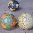 Globe World Hanging Decoration