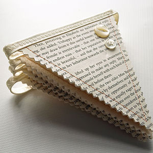 Pride And Prejudice Bunting - outdoor decorations