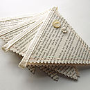 Pride And Prejudice Bunting