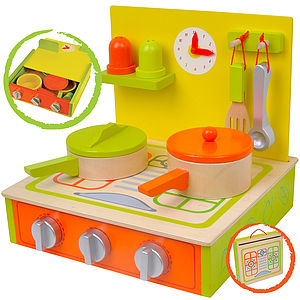 Wooden Kitchen Toy