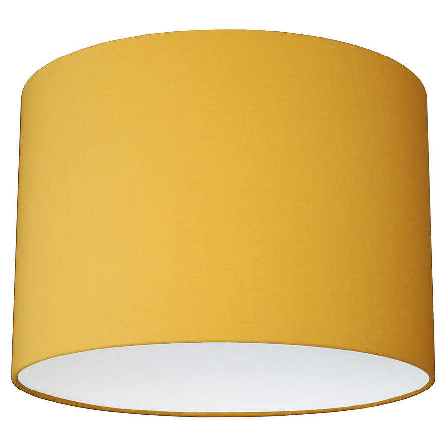 Plain bright coloured lampshade 40 colours by quirk medium mozeypictures Images