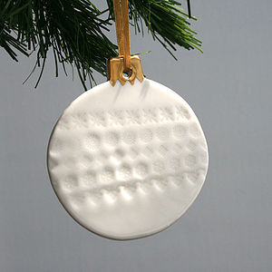 Large Heirloom Bauble - tree decorations