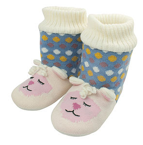 Lamb Slippers - more