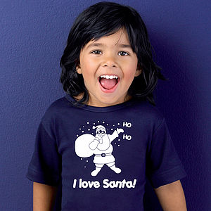 Personalised Christmas T Shirt - christmas clothing & accessories