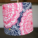 Bohemian Small Lampshade