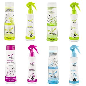 Pet Shampoo With Spritz - more