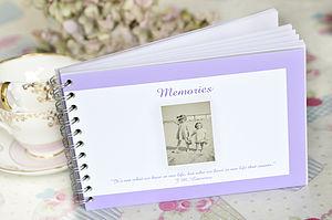 Memories Album - photo albums