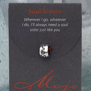Soul Sisters Mojo Charm Bead - jewellery for her