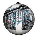 2013 Hand Painted Christmas Bauble