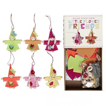 Feltcraft Flower Friends Kit